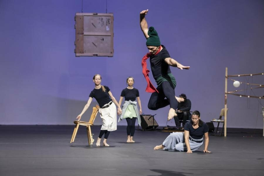 Making Dances - Dancing Replies