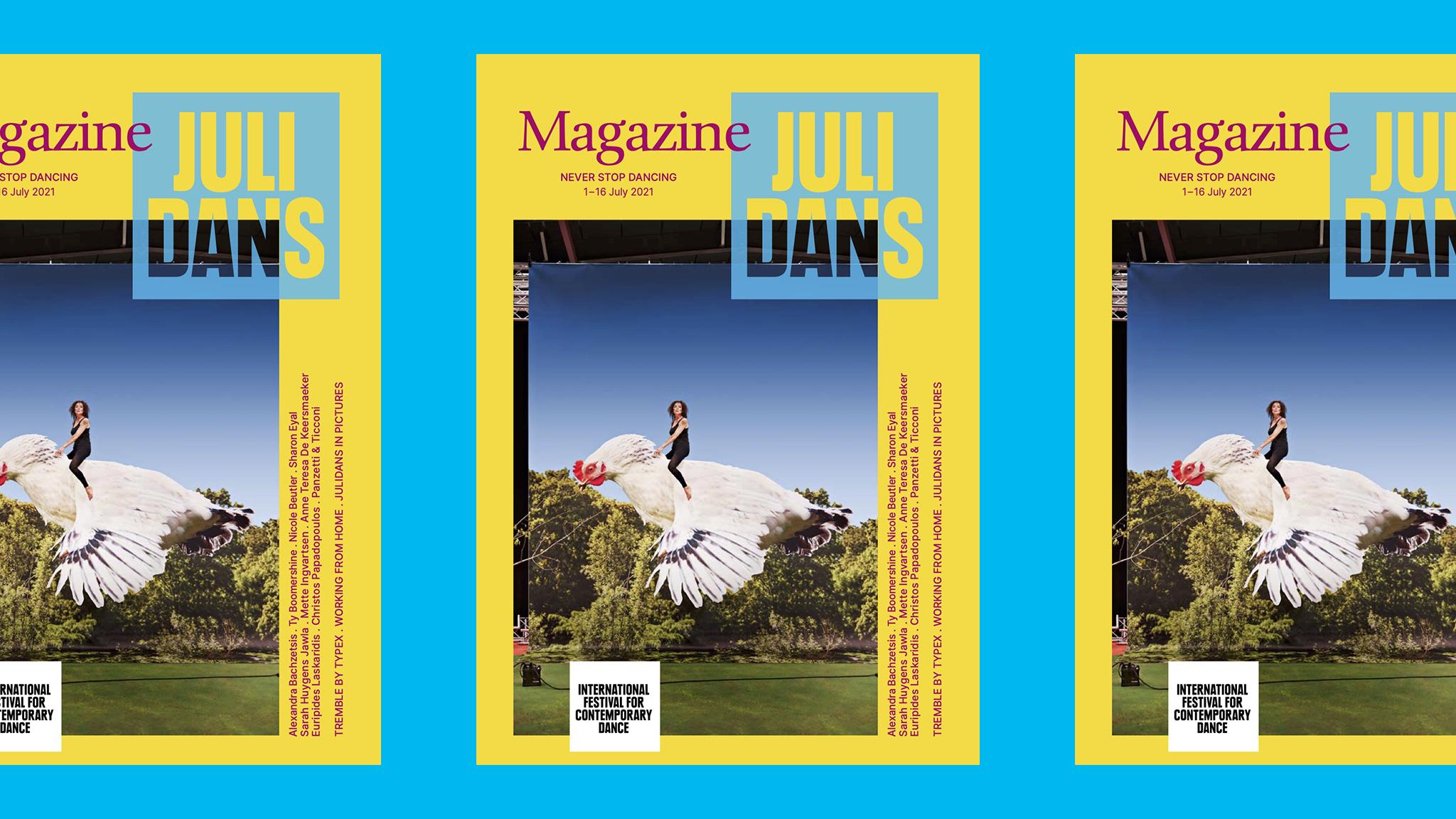 Julidans magazine